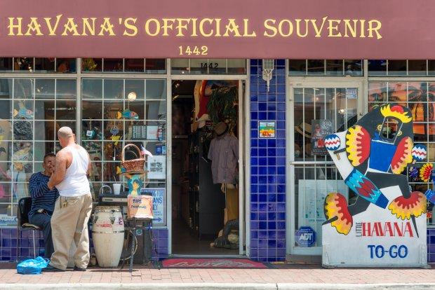 Havana - sklep dla turystów