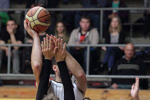 Dogrywka rozstrzygała mecz koszykarzy Zastalu i Śląska
