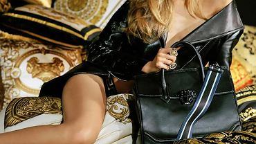 Gigi Hadid w kampanii akcesoriów Versace zima 2016