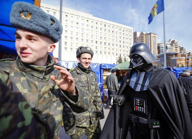 Darth Vader nie zostal zarejestrowany jako kandydat w wyborach prezydenckich