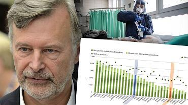 Grozi nam drugi lockdown? Były minister zdrowia: Odbije się na gospodarce i na osobach z innymi chorobami