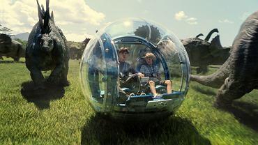 """""""Jurassic World"""", reż. Colin Trevorrow"""
