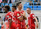 Bundesliga. Bayern - Bayer 3:1. Lewandowski jak wczasowicz, któremu powiedziano, że będzie padać