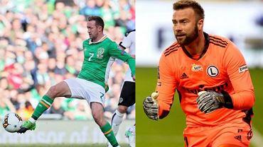 Aiden McGeady odniósł się do bójki z Arturem Borucem z czasów gry w Celticu
