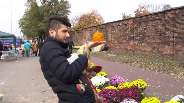 Wszystkich Świętych, Cmentarz Bródnowski