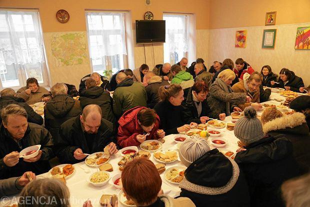 Wigilia prawosławna w białostockim ośrodku Eleos