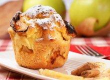 Muffiny z jabłkami - ugotuj
