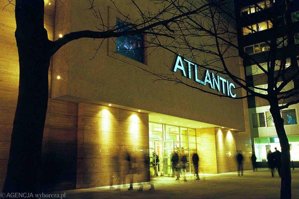 Kino Atlantic, Warszawa