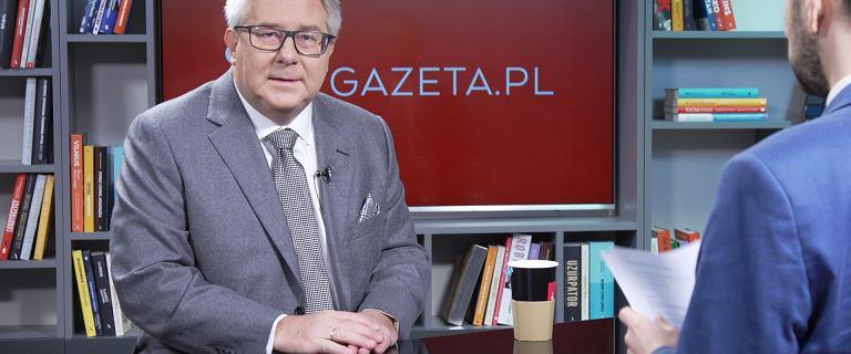 Poranna Rozmowa Gazeta.pl. Rzyszard Czarnecki gościem Jacka Gądka [NA ŻYWO]
