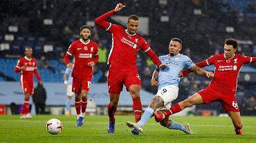 Dwa gole w hicie Premier League. De Bruyne nie trafił w bramkę z karnego