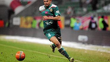 Amir Spahić ze Śląskiem zdobył mistrzostwo Polski