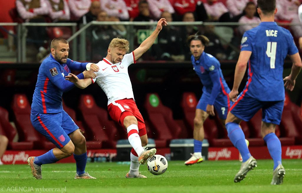 Polska - Anglia, Kamil Jóźwiak