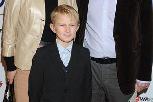 Krzysztof Ziemiec, syn Franek.