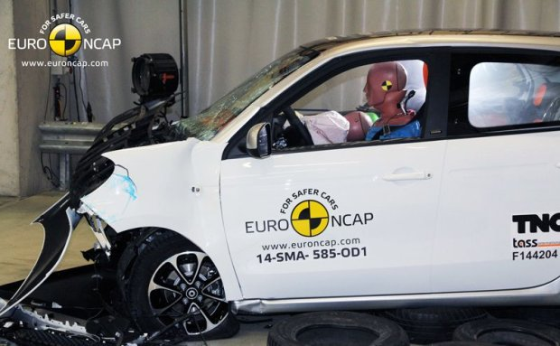 Samrt Forfour (fot. Euro NCAP)