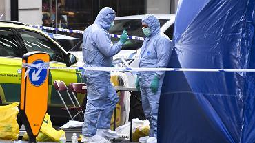 Zamach w London Bridge/Fot.@HLOBlog via AP