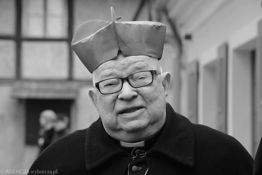 Henryk Gulbinowicz zmarł w wieku 97 lat