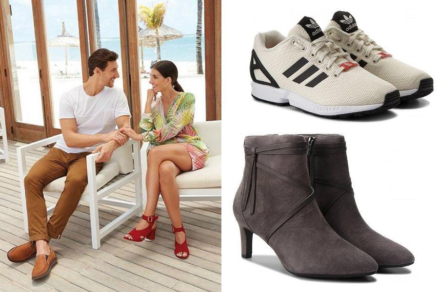 Markowe buty damskie i męskie w dobrej cenie