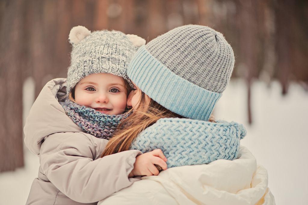 Krem na zimę dla dzieci jest niezbędny podczas spacerów