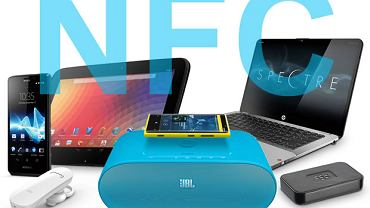 Zbliż, dotknij, puknij: wszystko o NFC
