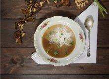 Świąteczna zupa grzybowa - ugotuj