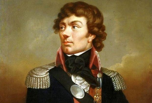 Karl Gottlieb Schweikart ''Tadeusz Kościuszko'' (domena publiczna)