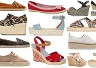Trend alarm: buty z plecionką