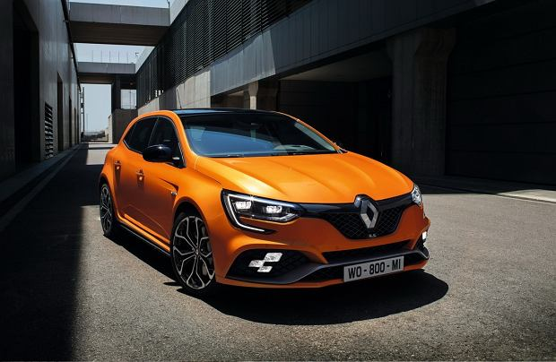 Nowe Renault Megane R.S. - ceny w Polsce. Znamy ceny francuskiego hot-hatcha