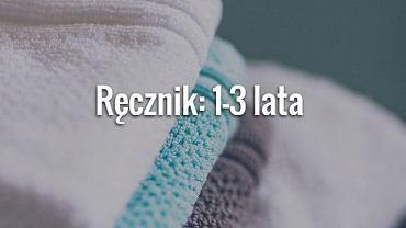 Większość z nas nie zdaje sobie sprawy, że ręczniki po pewnym czasie stają się siedliskiem bakterii.