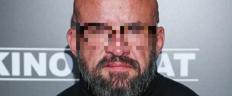 Tomasz O. zabrał głos po usłyszeniu zarzutów za posługiwanie się fałszywą fakturą