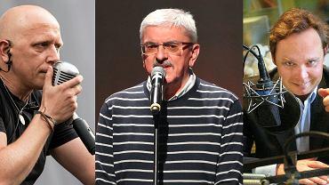 Piotr Stelmach, Marek Niedźwiecki i Kuba Strzyczkowski