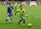 Młodzi piłkarze zagrali dla chorego Michała. Charytatywny turniej w Kielcach [ZDJĘCIA]
