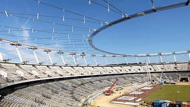 Modernizacja Stadionu Śląskiego