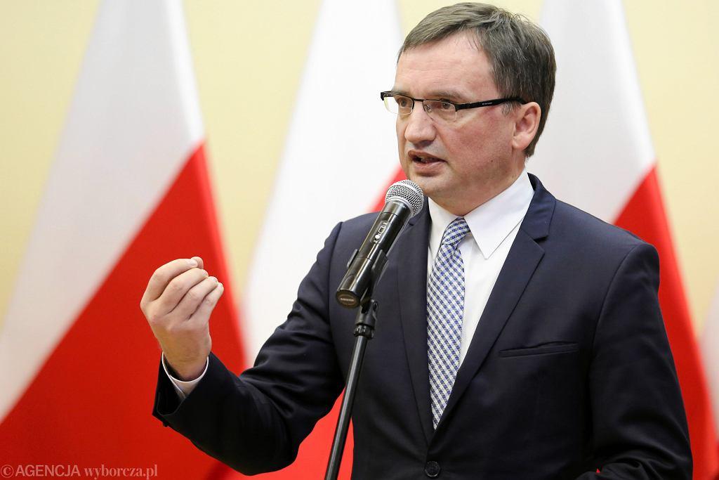 Zbigniew Ziobro skomentował wyrok Sądu Najwyższego