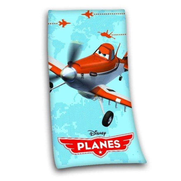 Ręcznik plażowy Samoloty, cena: 35,49 zł / fot. smyk.com