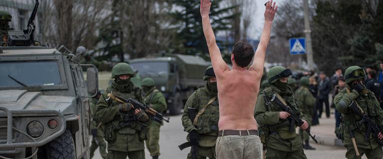 Ukraina. 32 tys. rosyjskich żołnierzy, samolotów i okrętów na Krymie