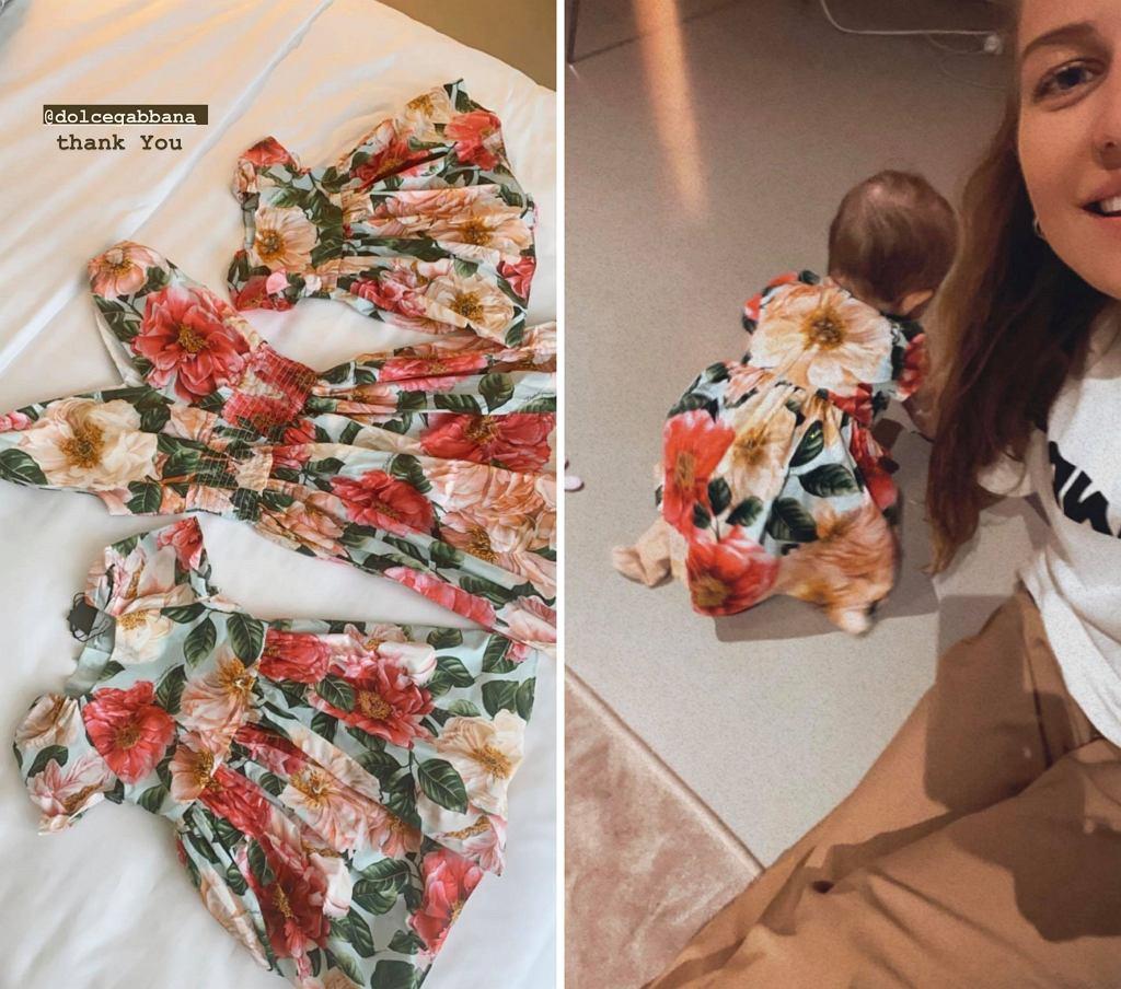 Anna Lewandowska pochwaliła się prezentem od luksusowej marki. To niespodzianka dla niej i córek