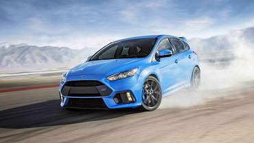 Ford Focus RS 2017 (USA)
