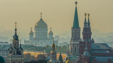 Moskwa - w latach 90. w Rosji panowała absolutna anarchia