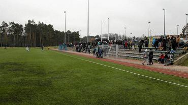 Pogoń Szczecin na boisku w Pobierowie rozegrała tylko jeden sparing