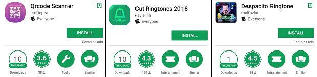 15 fałszywych aplikacji w Google Play