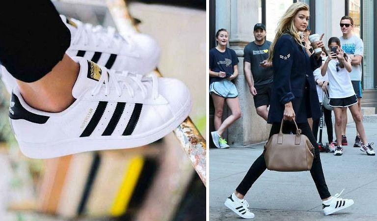 Adidas Superstar najbardziej kultowe buty sportowe I