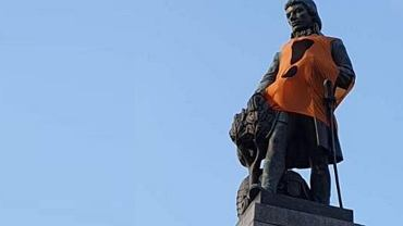 Pomnik Tadeusza Kościuszki w Łodzi