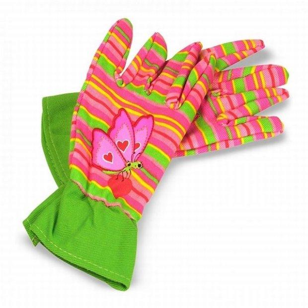 Rękawiczki ogrodowe Melissa&Doug, cena: 19 zł