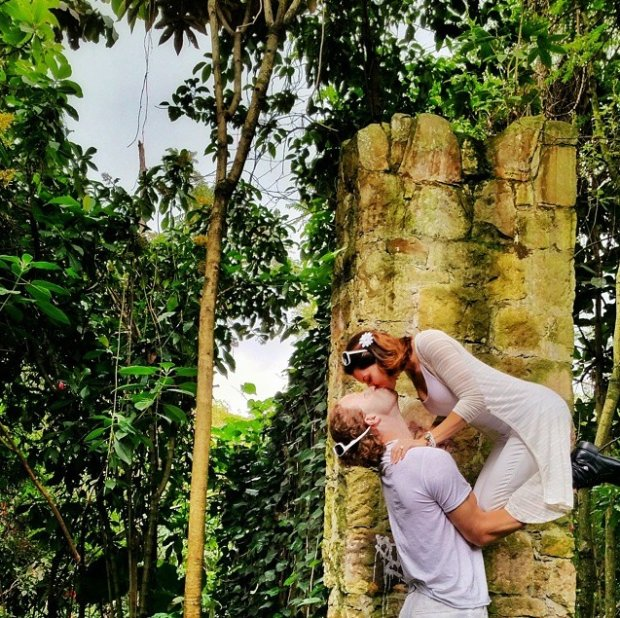 Ślub w Kolumbii