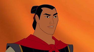 kadr z filmu 'Mulan'