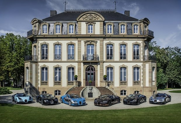 Bugatti Veyron Legends