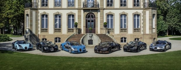 Bugatti Veyron | Legendy po raz pierwszy razem