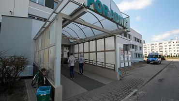 Starachowice, 17 marca 2020 roku. Szpital w Starachowicach został przekształcony na zakaźny