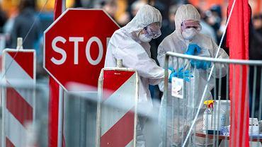 Lithuania Virus Outbreak