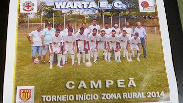 Warta - zespół piłkarski w Brazylii